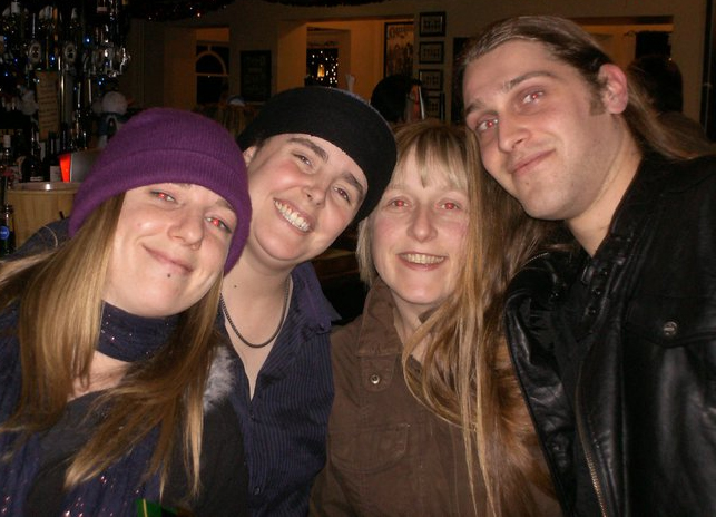 Tracey, Em, Bloss & Willis!