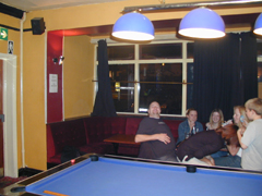 THE OLD POOL ROOM
